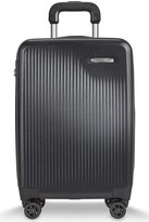 Briggs & Riley Men's 'Sympatico' Expandable Wheeled Carry-On - Black