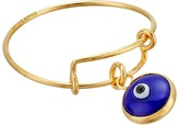 Alex and Ani Evil Eye Expandable Wire Ring Ring