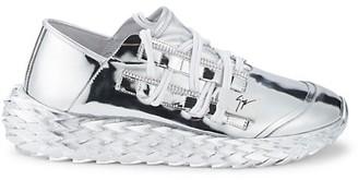 Giuseppe Zanotti Urchin Patent Leather Sneakers