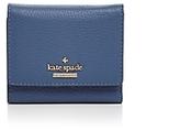 Kate Spade Jackson Street Jada Pebbled Leather Trifold Wallet