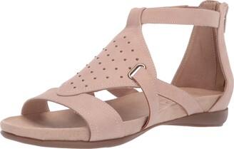 Naturalizer Women's AVONLEE Flat Sandal