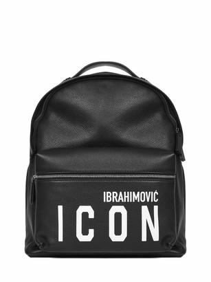 DSQUARED2 D2 X Ibra Backpack