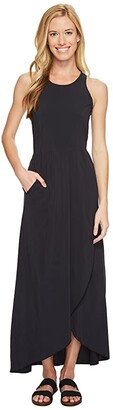 Toad&Co Sunkissed Maxi Dress (Black) Women's Dress
