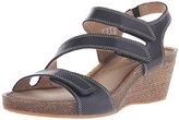 Clarks Women's Hevely Ordo Wedge Sandal