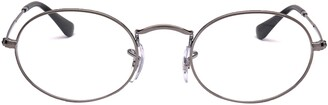 Ray-Ban Oval Frame Glasses