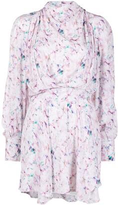 IRO Kaleidoscope-Print Dress