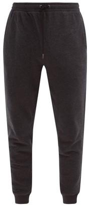 Derek Rose Devon Drawstring Cotton-jersey Track Pants - Grey