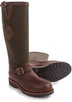 "Chippewa Snake-Proof Boots - Back Zipper, 17"" (For Men)"