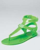 Marc by Marc Jacobs Sandals - Jelly Flat