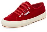 Superga 2750 Velvet Low Top Sneaker