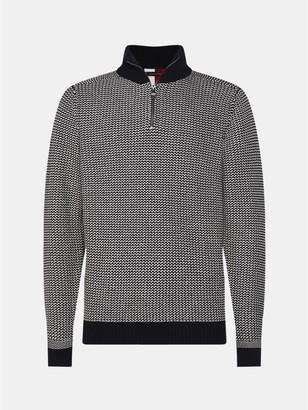 Tommy Hilfiger Organic Cotton Textured Sweater