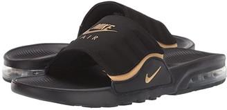 Nike Camden Slide (Black/Metallic Gold) Women's Slide Shoes