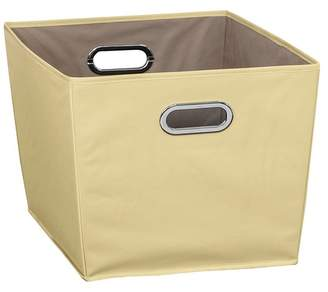 Honey-Can-Do Yellow Large Storage Bin
