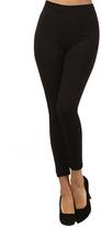 Black Fleece-Line Leggings