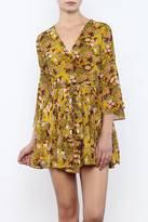 Babel Fair Faux Wrap Dress