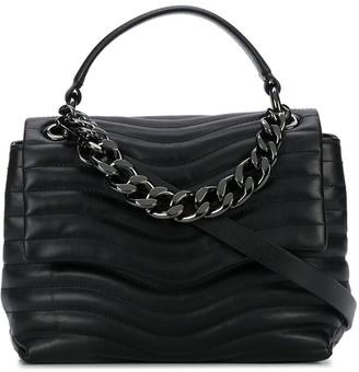 Rebecca Minkoff Quilted Chain Detail Handbag