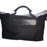 Lancel Enveloppe Black Cloth Travel bags