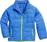 Playshoes Boy's Puffer Jacket Lightweight Quilted Coat