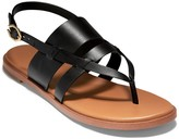 Cole Haan Finley Leather Grand Thong Sandal