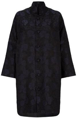 eskandar Wool-Silk Blazer