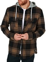 DC Runnel Long Sleeve Hooded Shirt