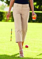 Jockey Womens Convertible Capri Career Wear Capri Pants cotton blends
