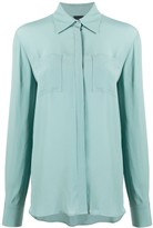 Pinko Concealed Front Shirt