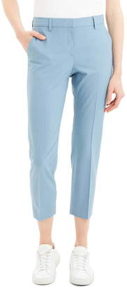 Theory Treeca 2 Good Wool Blend Crop Suit Pants