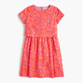 J.Crew Girls' tiered dress in sunbleached floral