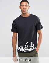 Ellesse T-Shirt With Hem Logo