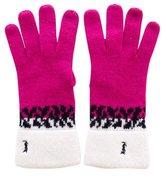 Saint Laurent Knit Gloves