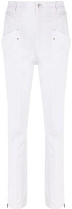 Isabel Marant Kelissa high-waisted jeans