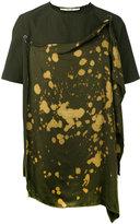Damir Doma Tal T-shirt - men - Cotton/Polyamide/Spandex/Elastane - S