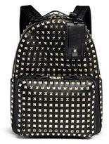 Valentino 'Rockstud' medium stud leather backpack