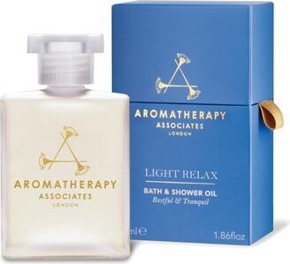 Aromatherapy Associates Light Relax Bath & Amp, Shower Oil (55Ml)