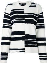 Proenza Schouler striped jumper