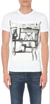 Diesel T-diego-hf graphic-print cotton t-shirt