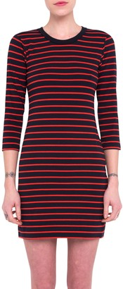 French Connection Tim Tim Striped Dress