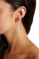 Trina Turk Convertible Short Ring Drop Earrings