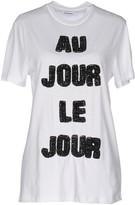 Au Jour Le Jour T-shirts - Item 37947018