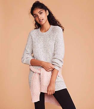 Lou & Grey Iced Tunic Sweater