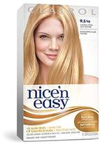 Clairol Nice 'n Easy, 9.5/98 Natural Extra Light Blonde, Permanent Hair Color, 1 Kit (Pack of 3) (Packaging may vary)