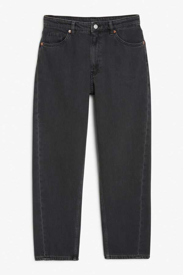 Thumbnail for your product : Monki Kyo washed black jeans