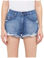 Nobody Denim SKYLINE SHORT FRAY