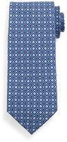 Salvatore Ferragamo Geometric Gancini-Print Tie