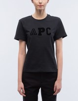 A.P.C. Collégienne S/S T-Shirt