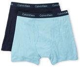 Calvin Klein Boys 8-20) Two-Pack Boxer Briefs