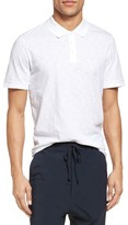 Vince Men's Slim Fit Slub Polo