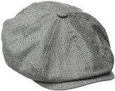 Stetson Men's Cashmere Silk Blend 8/4 Cap with Lining