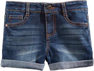 Epic Threads Toddler Girls Cuffed Denim Shorts